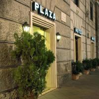 Hotel Plaza, hotel v destinácii Salerno