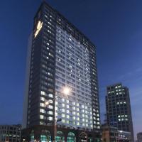 크라운 하버 호텔 부산