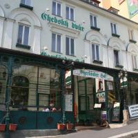 Chebsky dvur - Egerlander Hof, hotel in Karlovy Vary