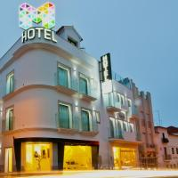 Hotel Magic, hôtel à Nazaré