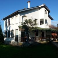 Triplex Villa with Private Garden and Sea View at Yalincak District