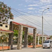 Hotel Embassy Jardin Lunahuana