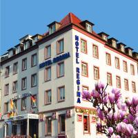 Hotel Regina, hotell i Würzburg