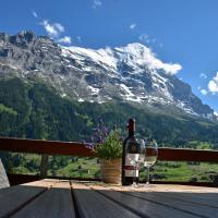 Hotel Cabana, hôtel à Grindelwald