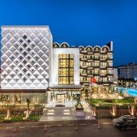 Elite World Marmaris Hotel - Adult Only +14, מלון במרמריס