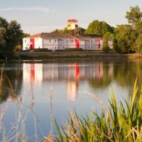P'tit Dej-Hotel Bordeaux Lac (The Originals Hotel Access)