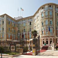 Ausonia Hungaria Wellness & Lifestyle, hôtel sur le Lido de Venise