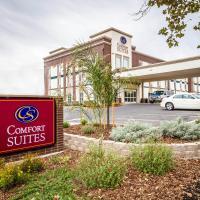 Comfort Suites Woodland - Sacramento Airport