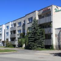 Hotell Pääsuke, hotell sihtkohas Jõhvi