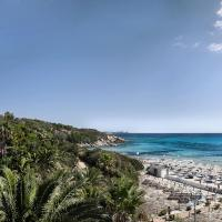 Hotel Simius Playa, hotel a Villasimius