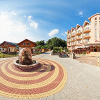 Фантазія, готель у Поляні
