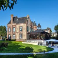 Le Clos - Relais & Chateaux, hotel in Verneuil d'Avre et d'Iton