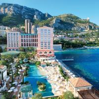 Monte-Carlo Bay Hotel & Resort, hotelli Monte Carlossa