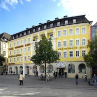 Hotel Würzburger Hof ****, hotell i Würzburg