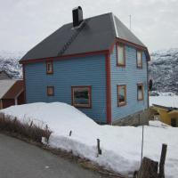 The blue house, Røldal