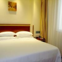 GreenTree Inn Shandong Qingdao Development District SDUST Express Hotel