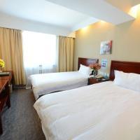 GreenTree Inn Henan Zhengzhou West Changjang Road Business Hotel