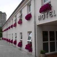 Hotel Miradoiro de Belvís: Santiago de Compostela şehrinde bir otel