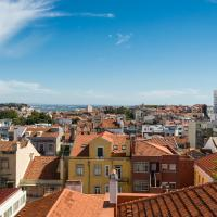 Great view in central Lisbon