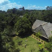 Amazonas Sinchicuy Lodge, hotel in Santa Cruz