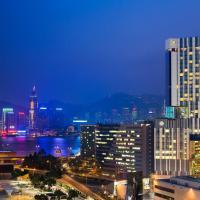 Hotel ICON, hotel a Hong Kong