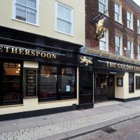 The Golden Lion Wetherspoon