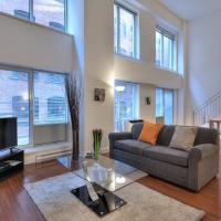 Luxury Downtown 2 Floor Apartment