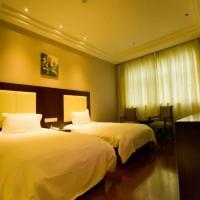 GreenTree Inn Beijing Yanqing District Gaota Road Express Hotel