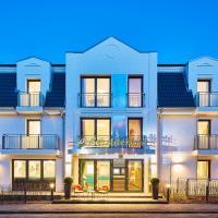 """Bernstein Hotel """"50`s Seaside Motel"""""""