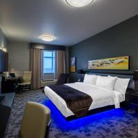 Applause Hotel Calgary Airport by CLIQUE, Hotel in Calgary