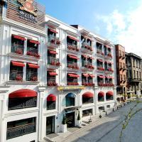 Dosso Dossi Hotels Old City, отель в Стамбуле
