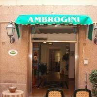 Hotel Ambrogini، فندق في مونتيكاتيني تيرمي