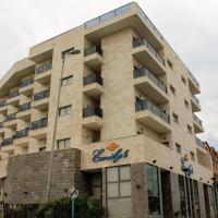 מלון אמילי, מלון בטבריה