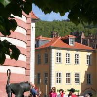 Hotel Zur Alten Brücke, hótel í Heidelberg