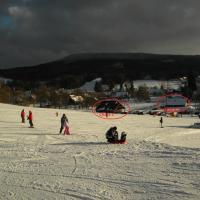 Penzion a apartmány Skipark Hraběšice