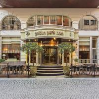 Golden Park Hotel Taksim Bosphorus