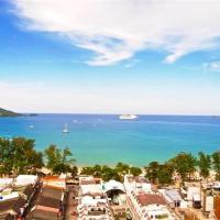 Patong Tower 1-Bedroom Apartment Full Sea View