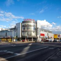Centrum Hotel Viljandi, hotell sihtkohas Viljandi