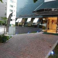 Frimas Pampulha Hotel, hotel near Belo Horizonte/Pampulha – Carlos Drummond de Andrade Airport - PLU, Belo Horizonte