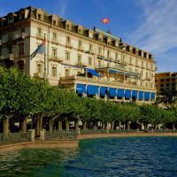 Hotel Splendide Royal, hotel in Lugano