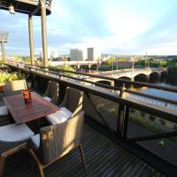 Orchid Penthouse Duplex - Glasgow City Centre