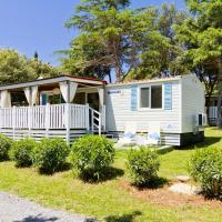 Quality Mobile Homes in Camping Kazela