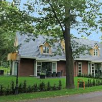 Luxurious, spacious home with a large garden in Overijssel