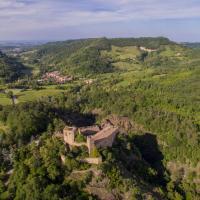 Torre del Barbagianni - Castello di Gropparello