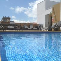 チ、バルセロナのホテル