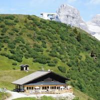 Berggasthaus Edelweisshütte Ladurns