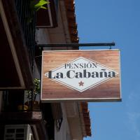 La Cabaña, hotel in Caspe