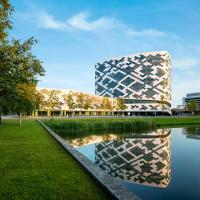 Hilton Amsterdam Airport Schiphol, hotell sihtkohas Schiphol lennujaama Schipholi lennujaam - AMS lähedal