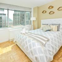 Two Bedroom Apartment with City View - Lincoln Center