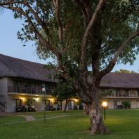 Azambezi River Lodge